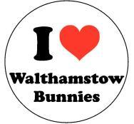 I heart Walthamstow bunnies